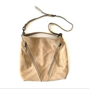 Rebecca Minkoff Moto Hobo Crossbody Shoulder Bag